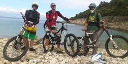 bike excursions veli losinj